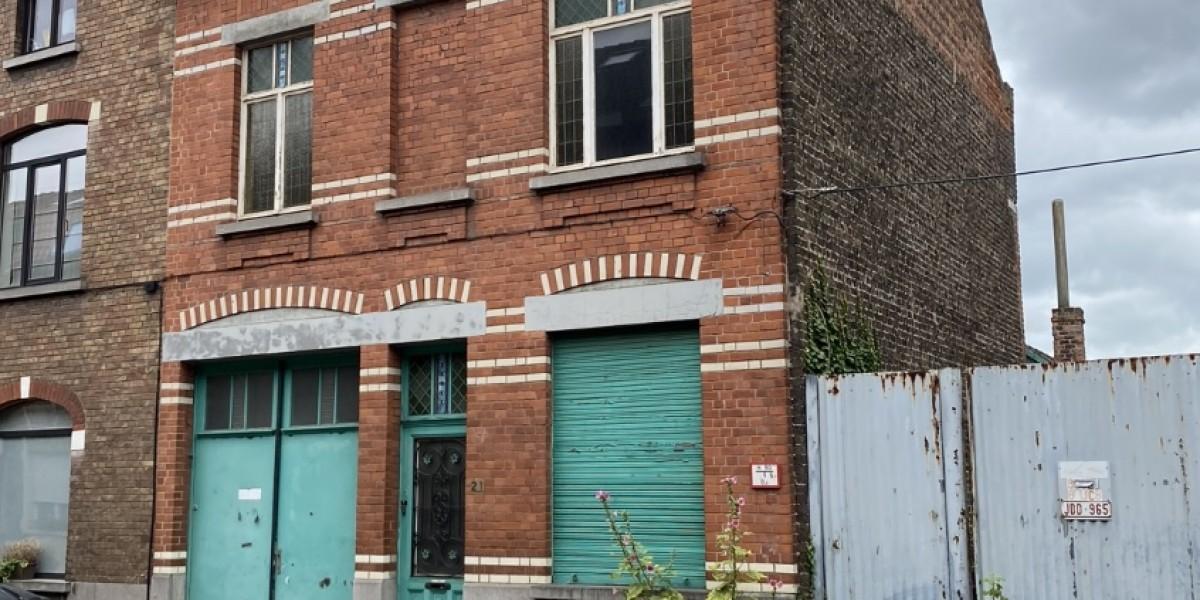Poperingestraat 21 in 9000 Gent